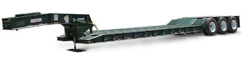 RG-50 • 50 Ton Removable Gooseneck