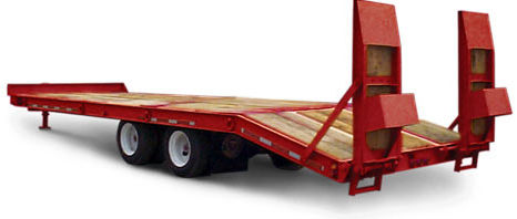 TT-22.5 • 22-1/2 Ton Tag Trailer Series