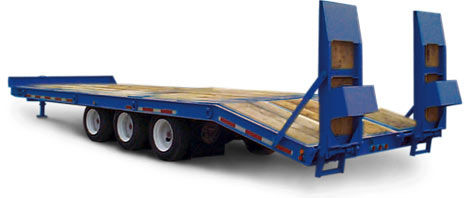 TT-25 • 25 Ton Tag Trailer Series